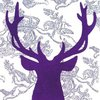Royal Deer silver